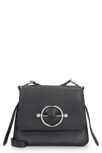 Disc leather shoulder bag, Shoulderbag JW Anderson woman