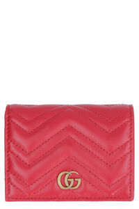 Marmont leather wallet, Wallets Gucci woman