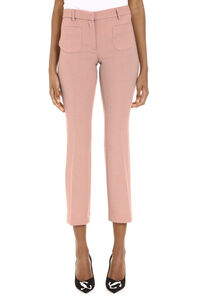 Wool tailored trousers, Flared pants L'Autre Chose woman