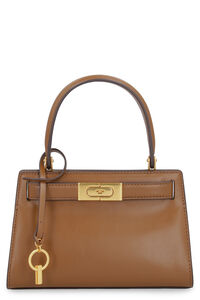 Lee Radziwill leather small bag, Top handle Tory Burch woman