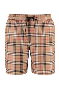 Printed swim shorts, Swimwear Burberry man