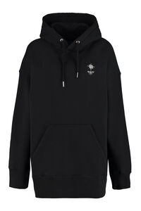 Oversize cotton hoodie, Hoodies Givenchy woman
