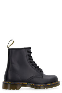 1460 leather combat boots, Lace-up boots Dr.Martens man