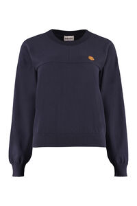Cotton crew-neck sweater, Crew neck sweaters Kenzo woman