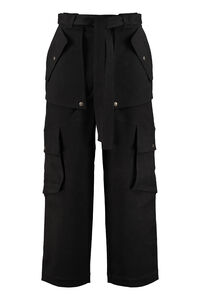 Cotton cargo-trousers, Casual trousers Kenzo man