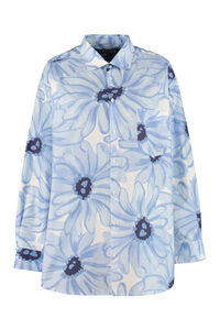Printed cotton shirt, Shirts Jacquemus woman