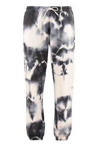 Logo embroidery sweatpants, Track Pants Marcelo Burlon County of Milan man