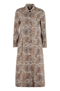 Arlene printed cotton shirtdress, Printed dresses Baum und Pferdgarten woman