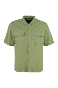 Cotton poplin shirt, Short sleeve Shirts Universal Works man