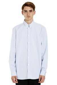 Striped poplin shirt, Striped Shirts Givenchy man