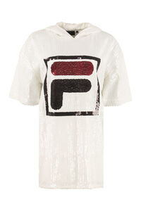 Mari sequin dress, Mini dresses Fila woman