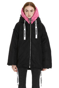 New Joy hooded down jacket, Down Jackets Khrisjoy woman
