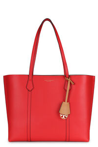 Perry leather tote, Tote bags Tory Burch woman