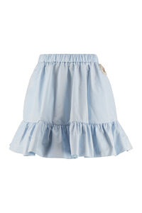 Technical fabric mini-skirt, Mini skirts 4 Moncler Simone Rocha woman