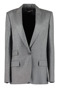 Tailored Bell wool single-breasted blazer, Blazers Stella McCartney woman