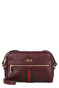 Ophidia leather mini crossbody bag, Shoulderbag Gucci woman