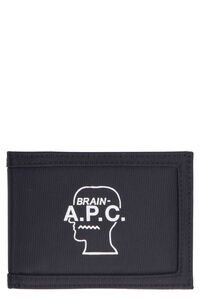 A.P.C. x Brain Dead flap-over wallet, Wallets A.P.C. man