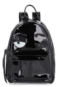 Flirting vinyl backpack, Backpack Chiara Ferragni Collection woman