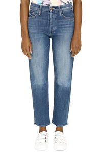 The Tomcat 5-pocket jeans, Flared Jeans Mother woman