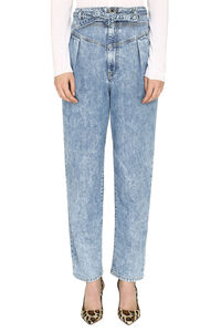 Nocino tapered fit jeans, Boyfriend Jeans Pinko woman