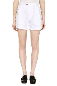 Shorts in cotone stretch, Shorts Dsquared2 woman