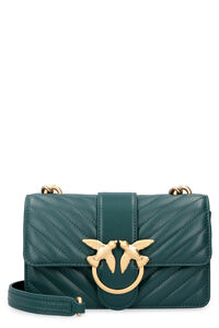 Love Mini Icon quilted leather bag, Shoulderbag Pinko woman