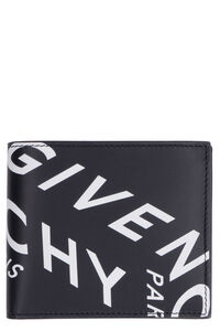 Calf leather wallet, Wallets Givenchy man