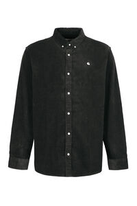 Madison corduroy shirt, Plain Shirts Carhartt man