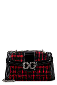 DG Amore tweed shoulder bag, Shoulderbag Dolce & Gabbana woman