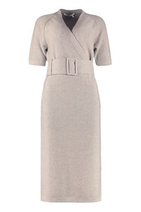 Ribbed knit dress, Midi dresses Agnona woman