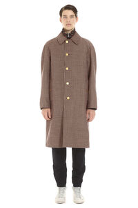 Wool coat, Overcoats Gucci man