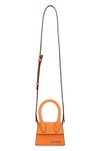 Le Chiquito leather mini-bag, Shoulderbag Jacquemus woman