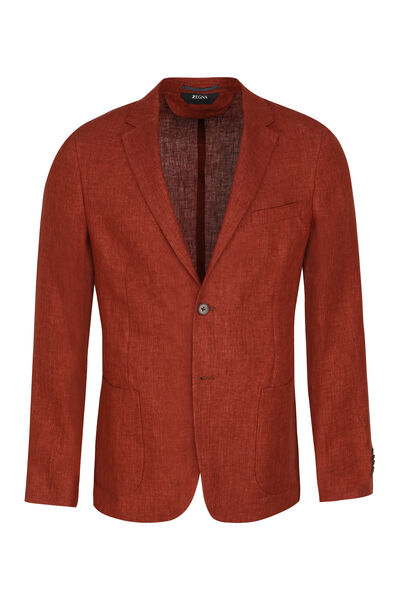 Single-breasted two button jacket