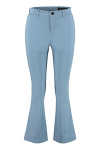 Sax flared ankle-length trousers, Track Pants Department 5 woman