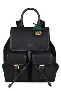 Perry nylon backpack, Backpack Tory Burch woman