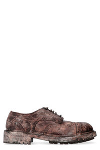Leather brogue derby shoes, Casual Shoes Dolce & Gabbana man