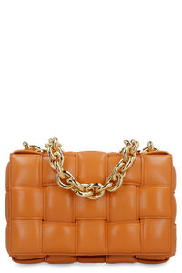 The Chain Cassette leather bag, Shoulderbag Bottega Veneta woman