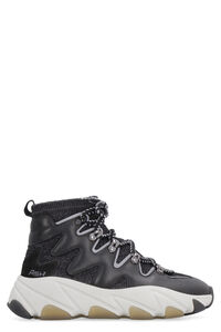 Escape knitted sneakers, High Top sneakers Ash woman