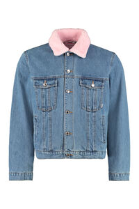 Denim jacket, Denim jackets GCDS man