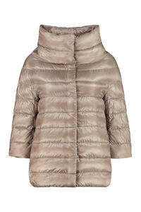 Aminta snap button fastening down jacket, Down Jackets Herno woman
