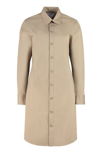 Cotton shirtdress, Mini dresses Bottega Veneta woman