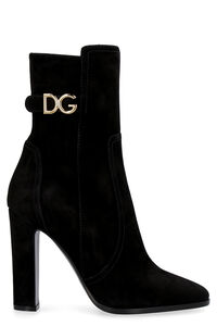 Caroline suede ankle boots, Ankle Boots Dolce & Gabbana woman