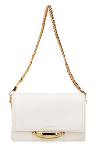 The Story leather shoulder bag, Shoulderbag Alexander McQueen woman