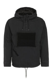 Hooded down jacket, Down jackets Stone Island man