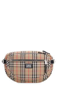Cannon belt bag with logo, Beltbag Burberry man