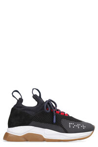 Cross Chainer sneakers, Low Top sneakers Versace woman