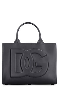 Leather tote, Tote bags Dolce & Gabbana woman