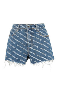 Bite denim shorts, Denim Shorts Alexander Wang woman