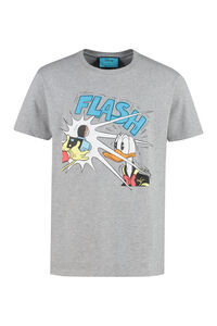Cotton crew-neck T-shirt - Donald Duck Disney x Gucci, Short sleeve t-shirts Gucci man
