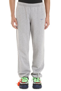 Stretch cotton track-pants, Track Pants Off-White man